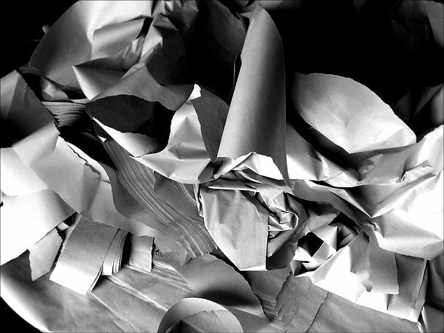 bezpieczne niszczenie dokumentów
